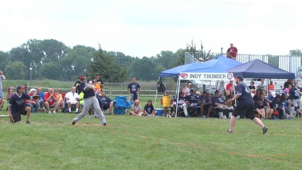2016 World Series - Indianapolis Thunder versus Boston Renegades